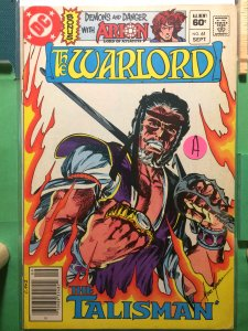 The Warlord #61
