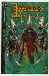 LegendLore: Wrath of the Dragon #4 VF/NM; Caliber | save on shipping - details i