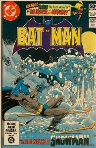 Batman #337 8.5 VF+ (1981)
