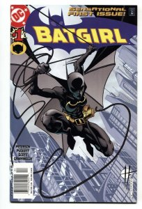 BATGIRL #1 First issue-2000-DC-comic book