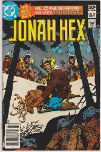 Jonah Hex #50 (1981)