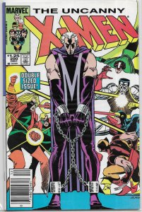 Uncanny X-Men   vol. 1   #200 FN Magneto, Claremont/Romita Jr.