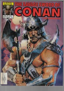 Savage Sword of Conan #102 (Marvel, 1984)