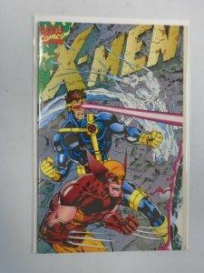 X-Men #1 E variant cover 6.0 FN (1991 1st Series)
