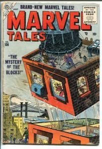 MARVEL TALES #136 1955-ATLAS-HORROR-MYSTERY-good+