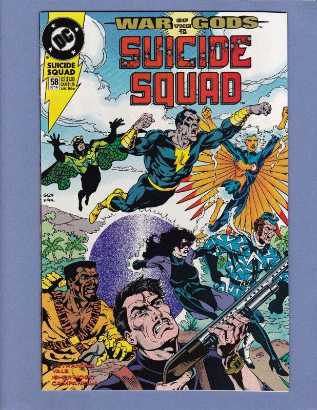 Suicide Squad Lot #50-65 DC Batman Complete Run
