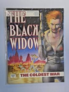 Black Widow The Coldest War GN (1990 Marvel Graphic Novel Series) #1, 6.0 - 1990