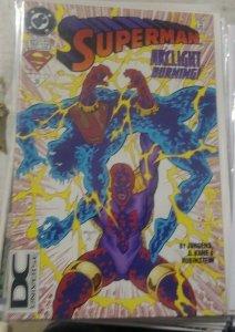 SUPERMAN #103 1995  DC RARE DC UNIVERSE LOGO VARIANT