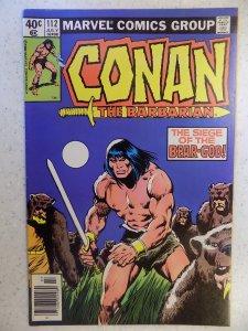 Conan the Barbarian #112 (1980)