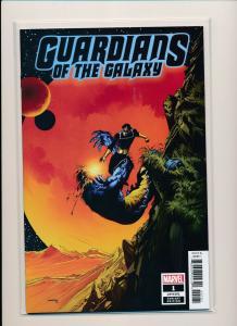Marvel Guardians of the Galaxy #1 Variant Bernie Wrightson GOTG NM 2019 (PF536)