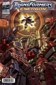Transformers Energon #19A VF/NM; Dreamwave | save on shipping - details inside