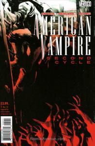 American Vampire: Second Cycle #5 VF/NM; DC/Vertigo   save on shipping - details