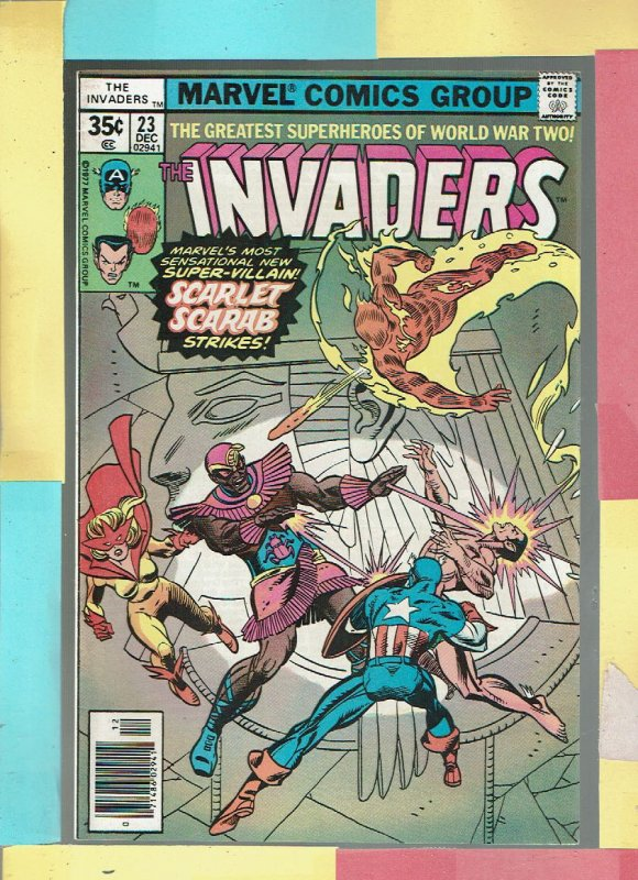 INVADERS 23