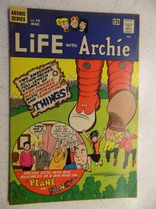 LIFE WITH ARCHIE # 35 ARCHIE JUGHEAD VERONICA BETTY RIVERDALE