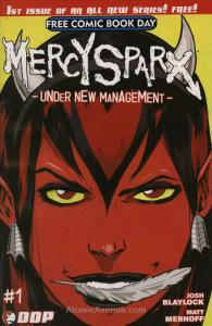 Mercy Sparx (2nd Series) #1 VF/NM; Devil's Due   save on shipping - details insi