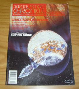 Science Fiction Chronicle #123 VF; Algol | save on shipping - details inside