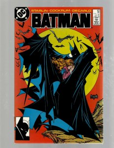 Batman # 423 NM DC Comic Book Todd McFarlane Cover Art Gotham Joker Robin J450