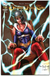 GRIMM FAIRY TALES #76 A, NM-, 2005, 1st, Good girl, Electric Chair,more in store