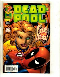 Deadpool # 3 NM- Marvel Comic Book X-Men X-Force Wolverine Cable Domino EK8
