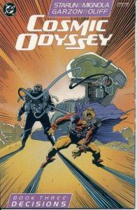 Cosmic Odyssey #3, NM + (Stock photo)