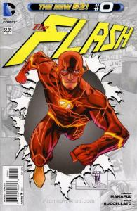 Flash, The (4th Series) #0 VF/NM; DC | save on shipping - details inside