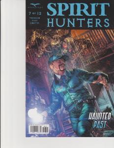 Spirit Hunters #7 Cover A Zenescope Comic GFT NM Tolibao