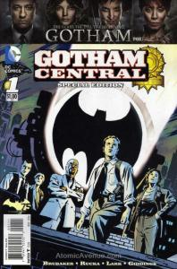 Gotham Central #1 (2nd) VF/NM; DC | special edition