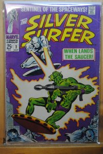 The Silver Surfer #2 (1968)