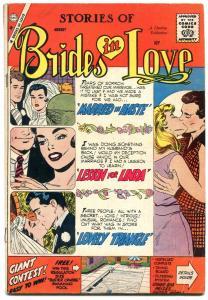 Brides in Love #14 1959-- Charlton Romance Comics VG