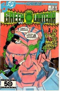 Green Lantern #194 (1960 v2) Crisis on Infinite Earths Cross-Over NM