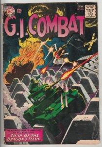 G.I. Combat #98 (Feb-63) VG+ Affordable-Grade Haunted Tank