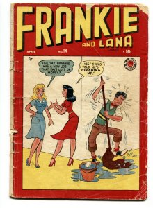 Frankie and Lana #14-1949-Marvel-Golden-Age Humor Comic