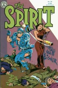 Spirit, The (8th Series) #18 VG; Kitchen Sink | low grade comic - save on shippi