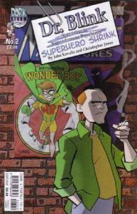 Dr. Blink: Superhero Shrink #2, NM (Stock photo)