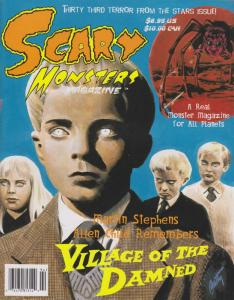 Scary Monsters Magazine #33 VF/NM; Dennis Druktenis | save on shipping - details