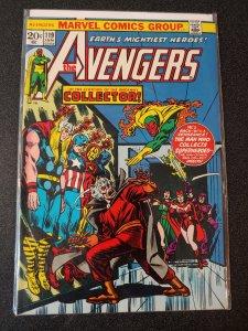 The Avengers #119  VF+(Jan 1974, Marvel comics)Collector & Loki app