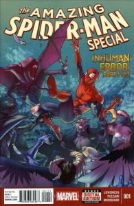 Amazing Spider-Man, The (3rd Series) Special #2015 FN; Marvel | save on shipping