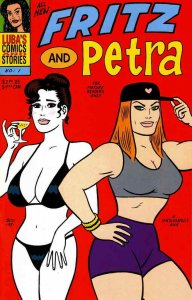 Luba's Comics and Stories #1 VF; Fantagraphics | save on shipping - details insi