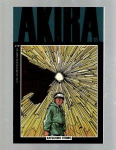 Lot Of 4 AKIRA Marvel Epic Comic Books # 18 19 20 21 Katsuhiro Otomo SB5