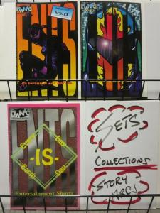 ENTS ENTERTAINMENT SHORTS (1993 MANIC PRESS) 1-3