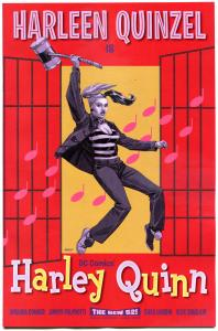 HARLEEN QUINZEL is HARLEY QUINN #16, NM, 2015, New 52, more HQ in store