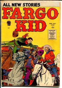 Fargo Kid Vol. 11 #3 1958-Prize-1st issue-Fargo Kid origin-Russ Heath-Severin...