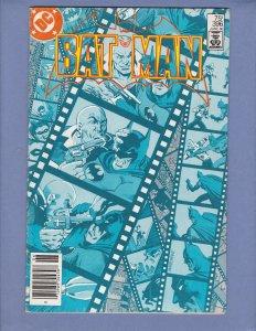 Batman #396 VG DC 1986