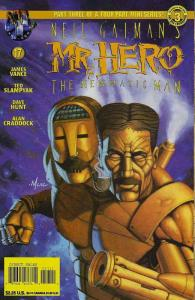 Mr. Hero-The Newmatic Man (Neil Gaiman's…, 1st Series) #17 FN; Tekno | save on s