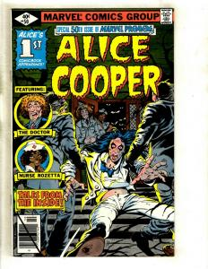 Marvel Premiere # 50 NM Comic Book Feat. Alice Cooper Appearance  GK3