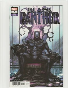Black Panther #1 (Marvel 2017) 1:25 In-Hyuk Lee Variant NM