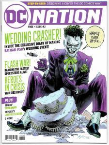 DC Nation #2 Joker / Flash War (2018) NM