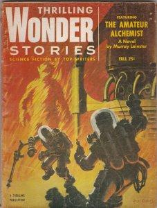 Thrilling Wonder Stories Fall 1954 Pulp Magazine