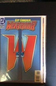 Guy Gardner: Warrior #29 (1995)