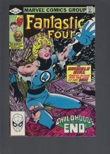 Fantastic Four #245 (1982)